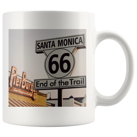 End of the Trail - Mug - fastandtune
