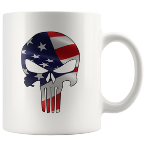 The American Punisher - Mug - fastandtune