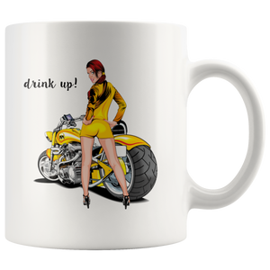 Drink up! - Mug - fastandtune
