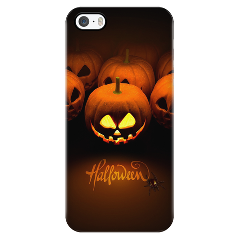 Light up the Pumpkin - Phone case - fastandtune