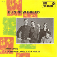 BJ's New Breed – How Come