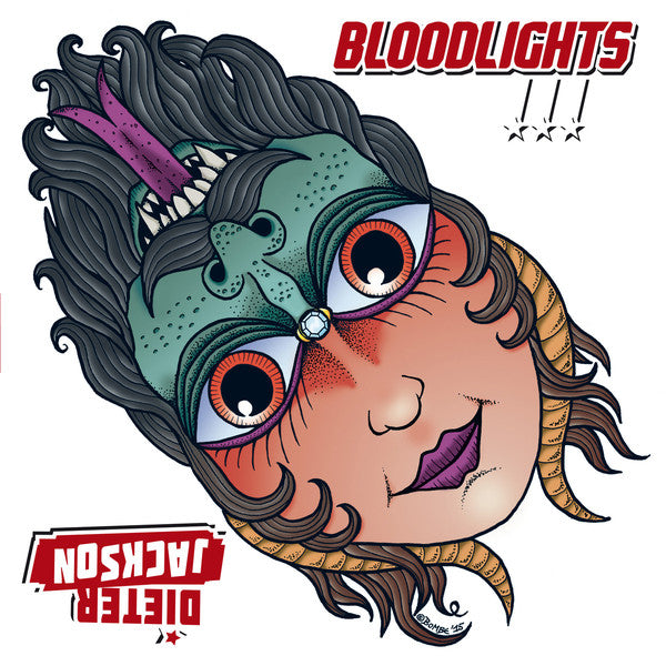 Bloodlights, Dieter Jackson – Bloodlights / Dieter Jackson