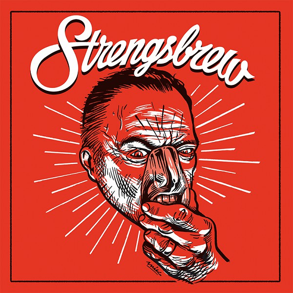 Strengsbrew– I Don't Need Myself / Be Myself Again