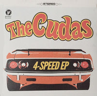 The Cudas – 4-Speed EP