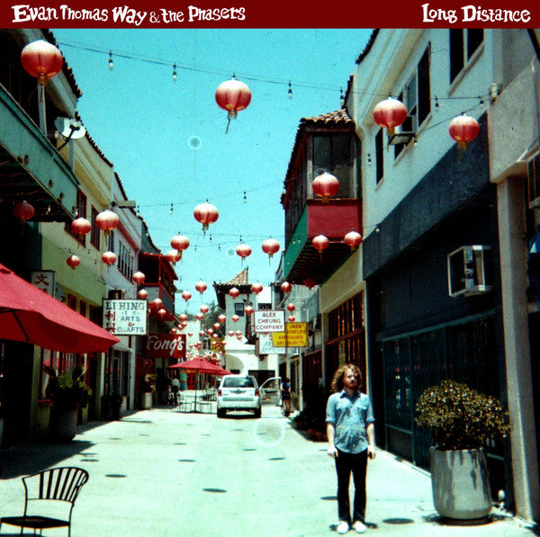 Evan Thomas Way And The Phasers – Long Distance