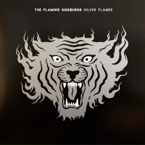 The Flaming Sideburns – Silver Flames