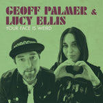 Geoff Palmer & Lucy Ellis – Your Face Is Weird