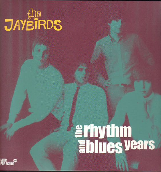The Jaybirds – The Rhythm And Blues Years