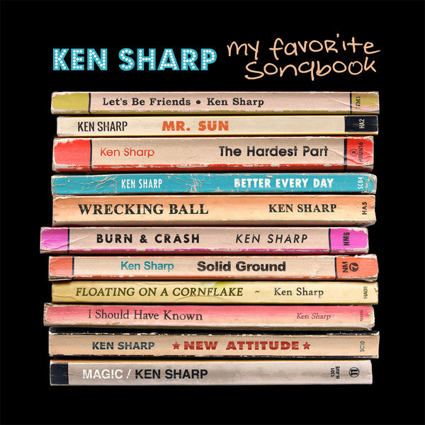 Ken Sharp – My Favorite Songbook