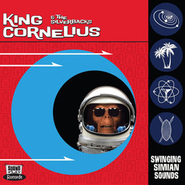 King Cornelius And The Silverbacks – Swinging Simian Sounds