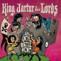 King Jartur And His Lords – Up In The Battlement