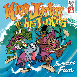 King Jartur And His Lords – Summer Fun