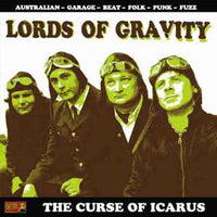The Lords Of Gravity – The Curse Of Icarus