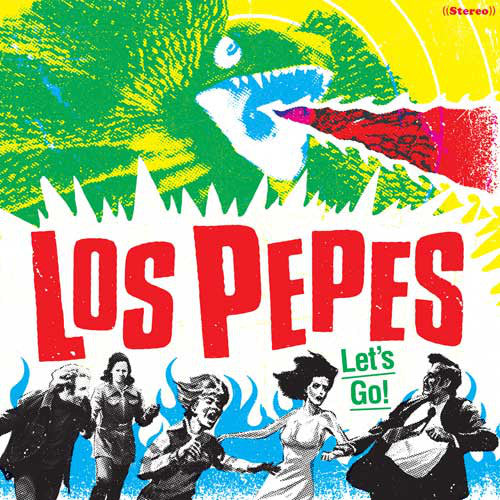 Los Pepes – Let's Go!
