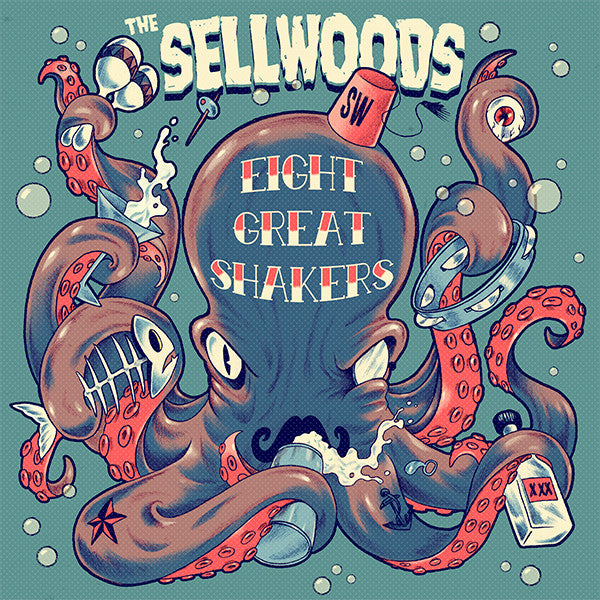 The Sellwoods – Eight Great Shakers