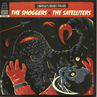 The Smoggers & The Satelliters – Chaputa!'s Double Feature Vol.2