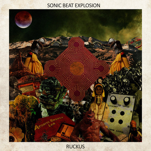 The Sonic Beat Explosion – Ruckus