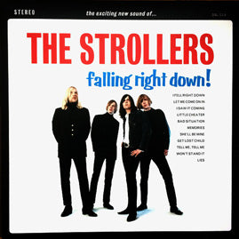The Strollers – Falling Right Down!