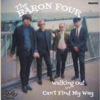 The Baron Four – Walking Out