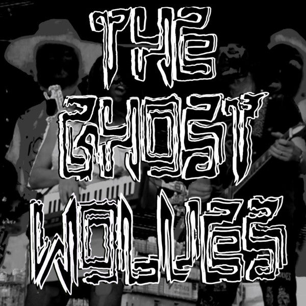The Ghost Wolves – Let's Go To Mars