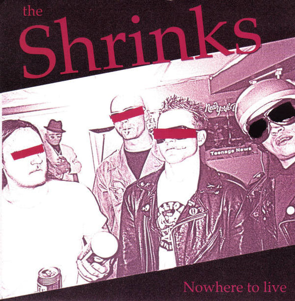 The Shrinks – Nowhere To Live65