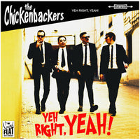 The Chickenbackers– Yeh Right, Yeah!