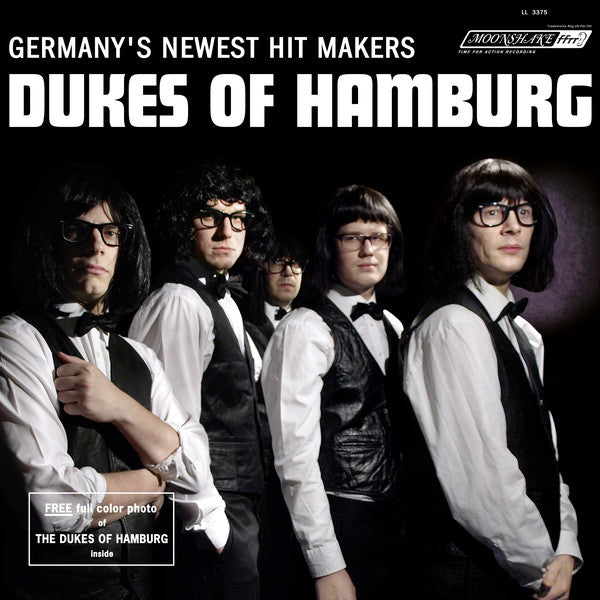 The Dukes Of Hamburg – Germany's Newest Hit Makers