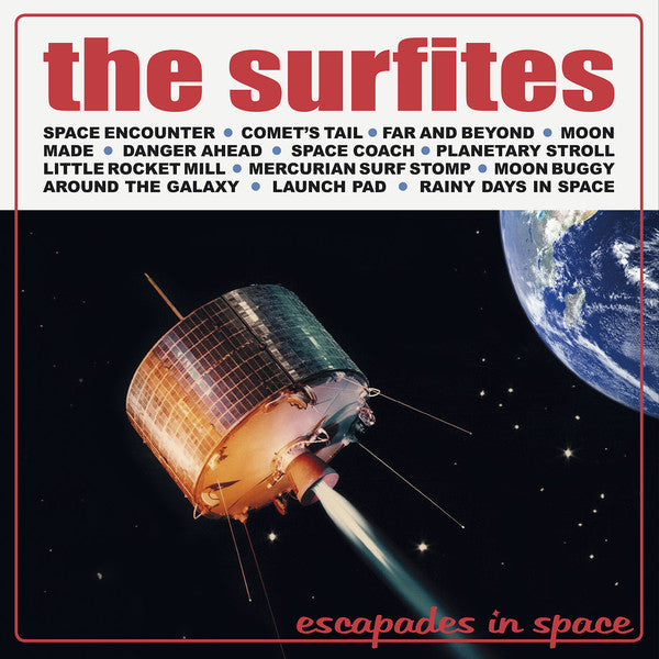 The Surfites – Escapades In Space