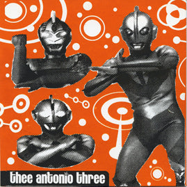Thee Antonio Three - Theme from Love Lesson #9