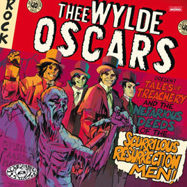 Thee Wylde Oscars - Tales of Treachery and the Nefarious