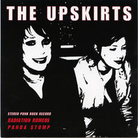 The Upskirts – Radiation Romeos / Panda Stomp