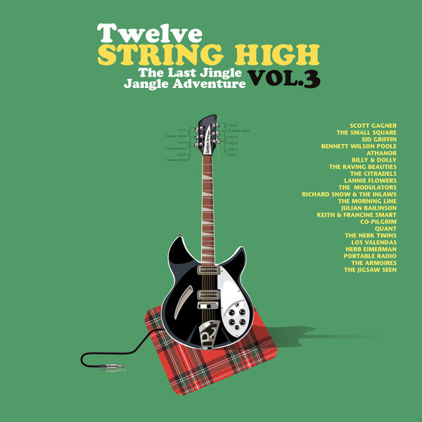 Various – Twelve String High Vol. 3