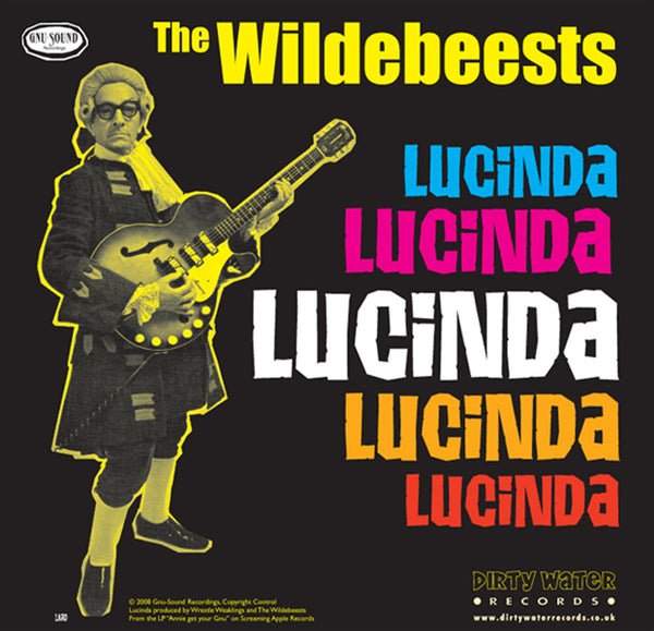The Wildebeests  – One Minute's Time / Lucinda