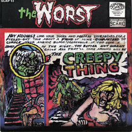The Worst – Creepy Thing