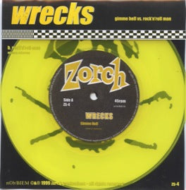 Wrecks – Gimme Hell vs. Rock'N'Roll Man