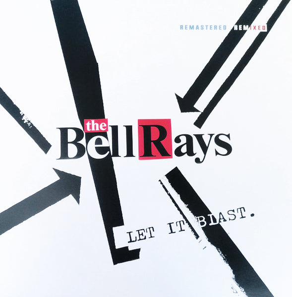 The Bellrays – Let It Blast