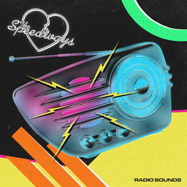 The Speedways – Radio Sounds (CD)