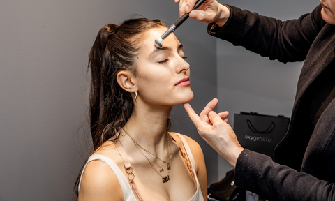 How Models Prepare for NYFW: Behind the Scenes with Oxygenetix