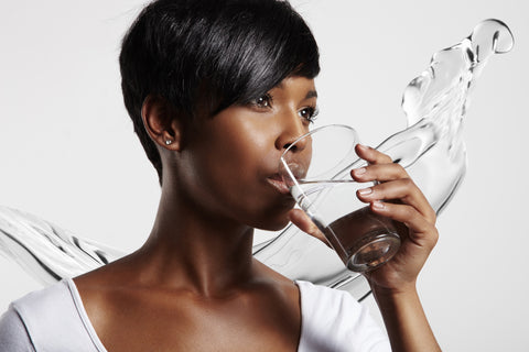 Why Drinking Water Doesn't Hydrate Dry Skin