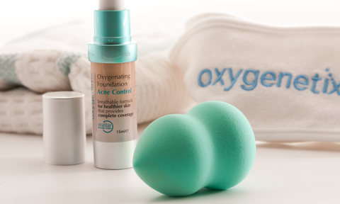 Oxygenetix Foundation Application Techniques