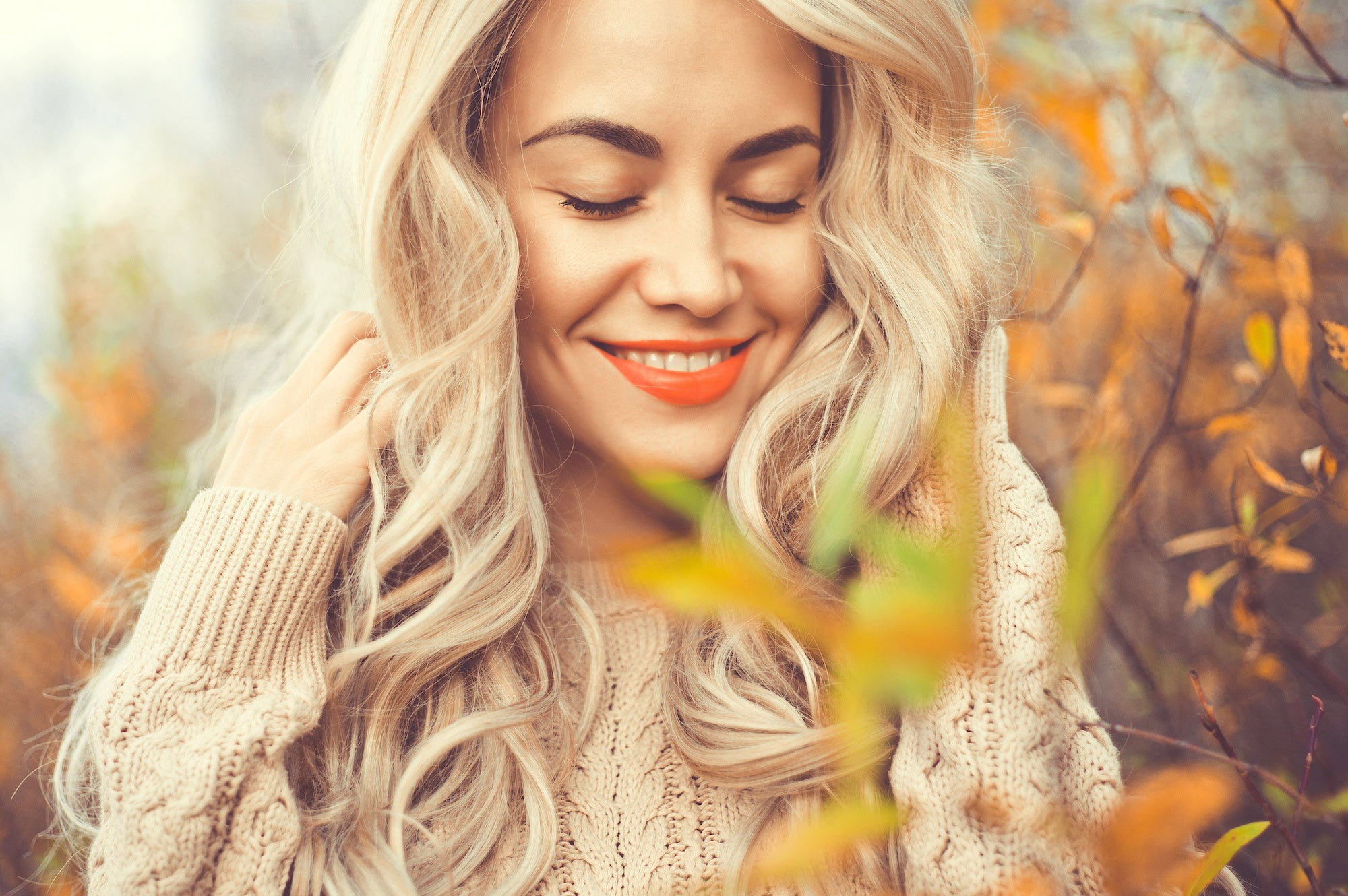 3 Ways to Care for Your Lips This Fall