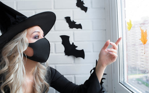 Costume Inspiration & Skincare Tips for a Masked Halloween 2020