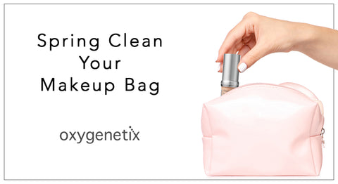 Spring Clean Your Makeup Bag in 5 Easy Steps!