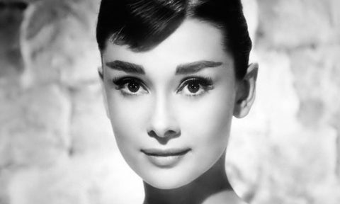 Try an Audrey Hepburn-inspired beauty look