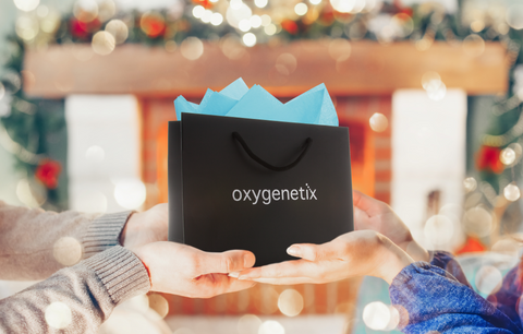 The Gift You Give with Oxygenetix
