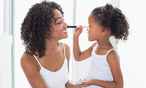 The Busy Mom's Morning Makeup Routine