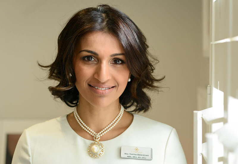 Dr. Sherina Balaratnam, Cosmetic Medical Doctor