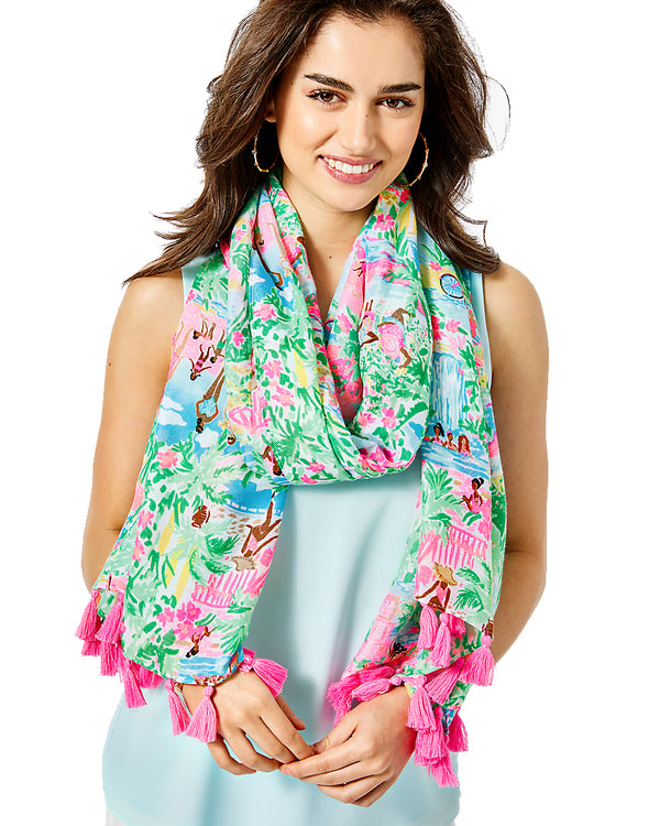 Resort Scarf