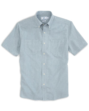 Mens Shortsleeve Dock Sportshirt