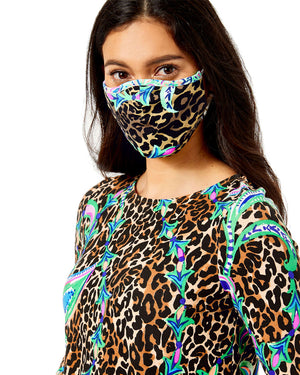 Lilly Adult Face Mask - Chilly Lilly Fabric (3 Pack)